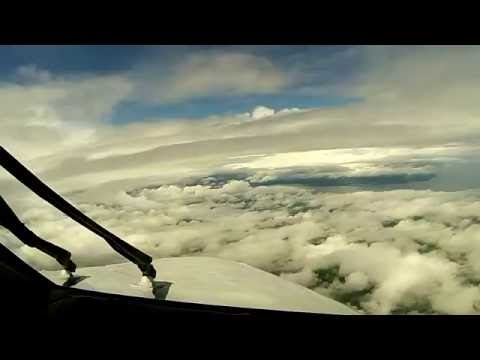 Atterrissage à Belfast (4) - KingAir 200 - Timelapse - Full HD (1080p)