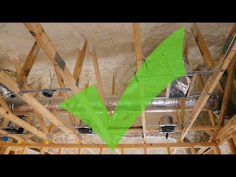 Attics/Roofs - Dumb vs. Smart - How to Build Correctly