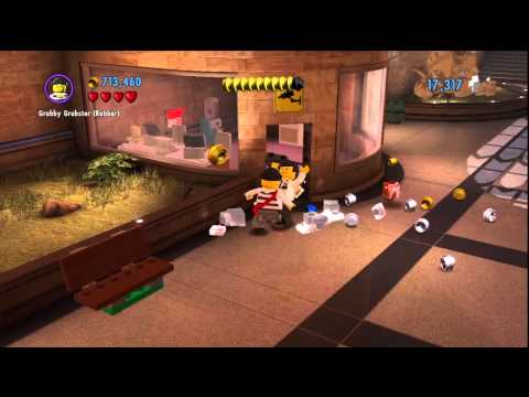 Lego City Undercover Chapter 9 Part 3 Dinosaur Museum