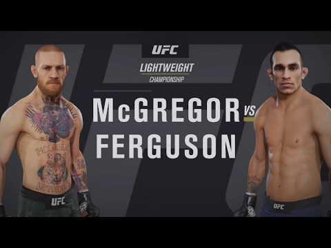 Tony Ferguson vs Conor McGregor UFC 3 full fight