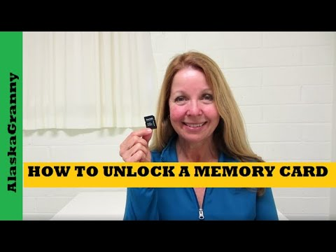 How To Unlock A Memory Card Canon Camera