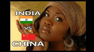 CHINA vs INDIA ||What Africans Think Of India & Chinese Movies