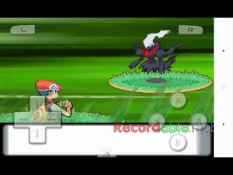 Pokemon Diamond: How to get DARKRAI!!