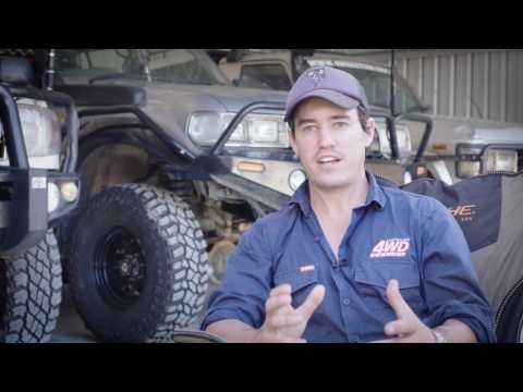Shaun Whale's Dirty 30 - Born This Way Offroaders Ep. 1