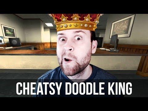 CHEATSY DOODLE KING (Prop Hunt Stream Highlights) | catabot