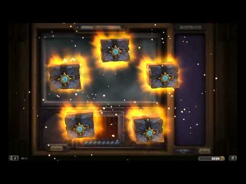 Hearthstone 12 arena wins collection, rewards are not similiar.