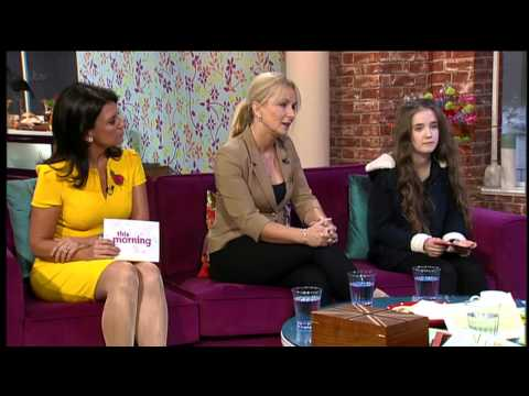 Anorexia discussed on This Morning