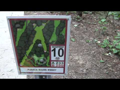 Inverness Disc Golf Course Review
