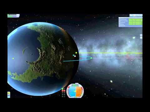 Kerbal Space Program #3 - Orbiting The Moon!