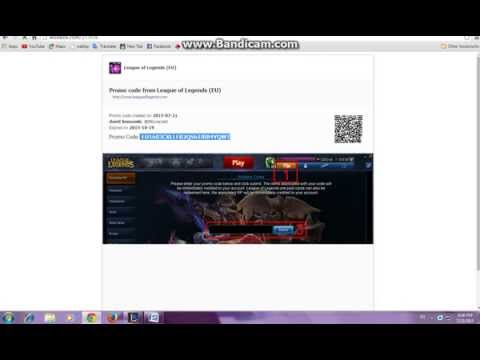 How to get free Dreadknight Garen skin code!!!