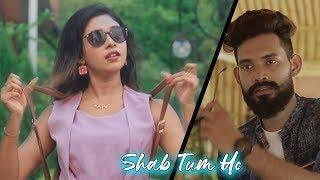 Shab Tum Ho - Darshan Raval | Latest Hindi Song 2019 | Romantic Love Story | Ankit & Puja |Lovesheet