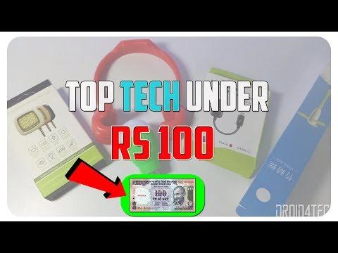 Top Essential Tech Under ₹100 | Cool Tech #2