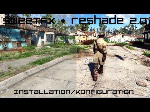SweetFX + Reshade zu allen PC Games hinzufügen (Grafik verbessern ohne FPS Verlust!)