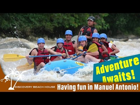 What to do in Manuel Antonio, Costa Rica - Whale Watching, Waterfalls, Adventure Tours