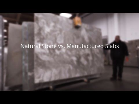 Pental Surfaces Natural vs. Manufactured Stone Slabs