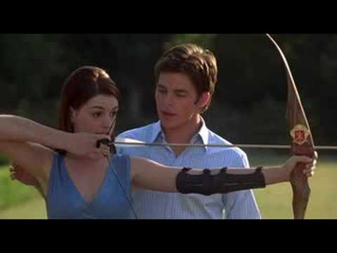 The Princess Diaries 2 - Mia's second archery lesson