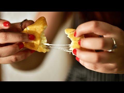 Mac & Cheese Samosa | How To Make Creamy Cheese And Macaroni Samosa | Samosa Recipes