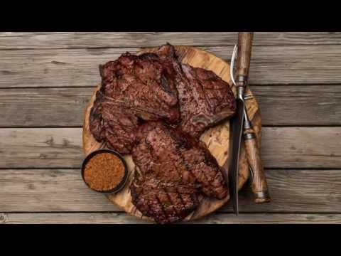 Grilled Butter Basted Porterhouse Steak Recipe   Traeger Grills