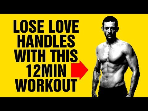 Better then Gym - Lose Love Handles with This 12-Minute Workout - Bodyweight - Sixpackfactory