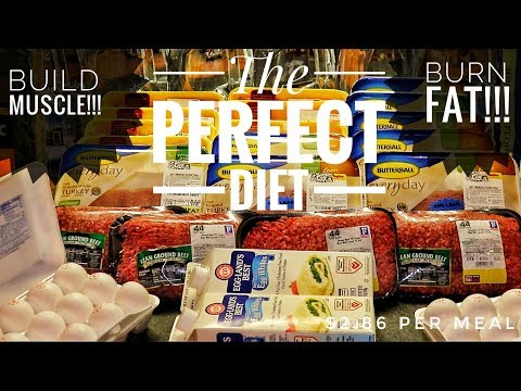 The Perfect Diet For Losing Weight | Cooking & Food Prep Included | Week # 7 Update!!!