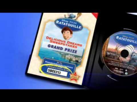 Disney Movie Rewards Promo