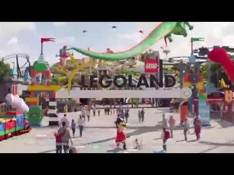 Legoland Windsor Resort TV Advert 2015