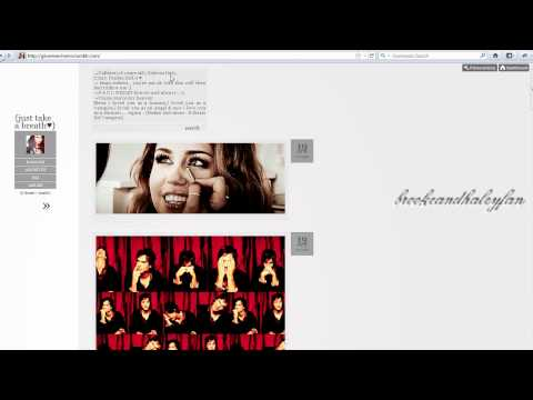 ►TUMBLR tutorial HOW.TO.CHANGE.THEDESIGN! {Requested}