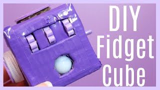 Download DIY Fidget Cube using Cardboard! Video