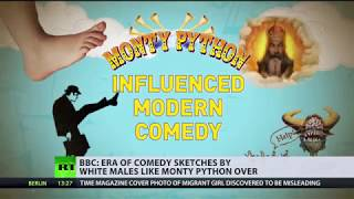 Download More diversity needed: BBC says era of white male comedy sketches is over Video