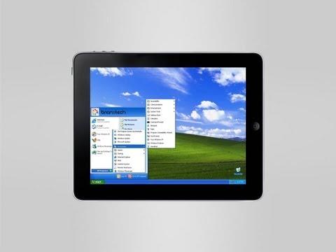 Windows XP On iPad