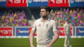 South Africa Vs. England || 1st Test 2019, World Test Championship || Cricket 19 Gameplay