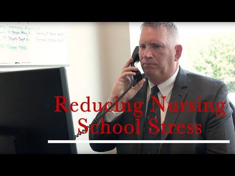 Reducing Nursing School Stress