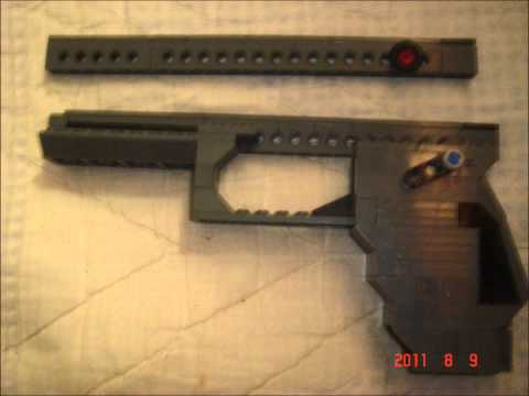 My Lego Gun instructions