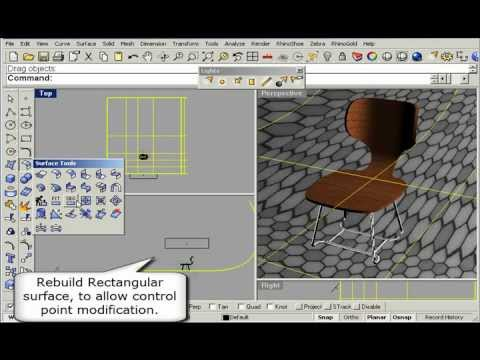 Render a 3D Basic with Rhino 4.0