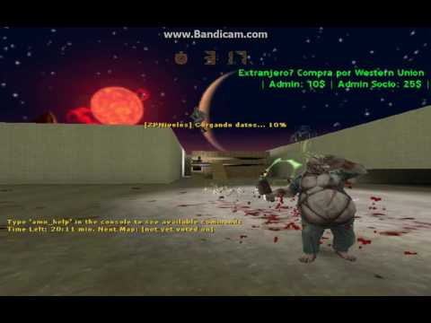 chaco skiqurer niveles zombie