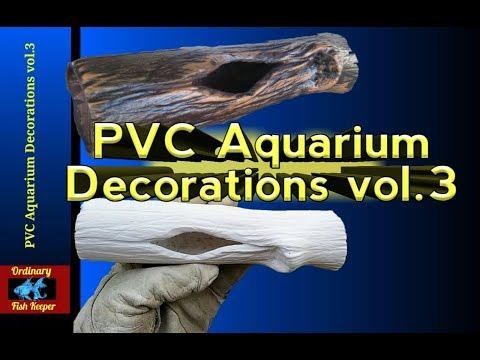 PVC Aquarium Decorations vol.3 - Ordinary Fish Keeper