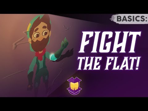 How To Fight the Flat in Your Art!