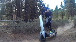 2017 Works Electric Hollyburn P5 - The World's Most Powerful