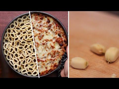 Cheesy Rigatoni Pie- Buzzfeed Test #66