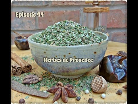 How to Make Herbes de Provence in 5 Minutes   Episode 44