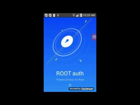 Android Tracfone : How to gain root access ... Model LGL34C