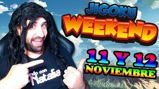 JIGOKU WEEKEND | 11 Y 12 DE NOVIEMBRE 2017
