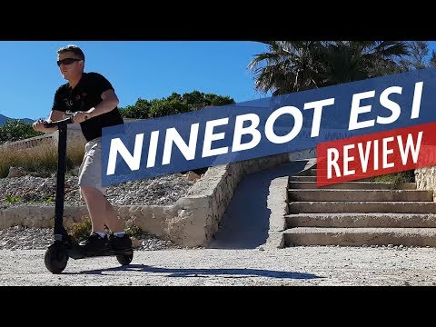 Ninebot ES1 Electric Kick Scooter Review