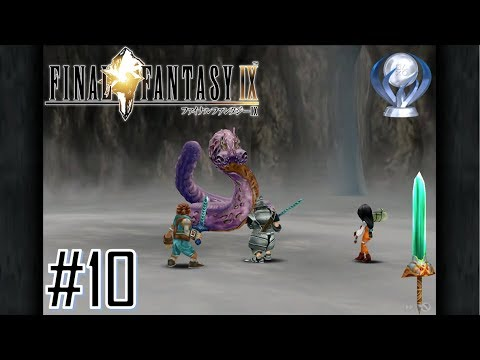 Final Fantasy IX PS4 Perfect Excalibur II Platinum Walkthrough Part 10