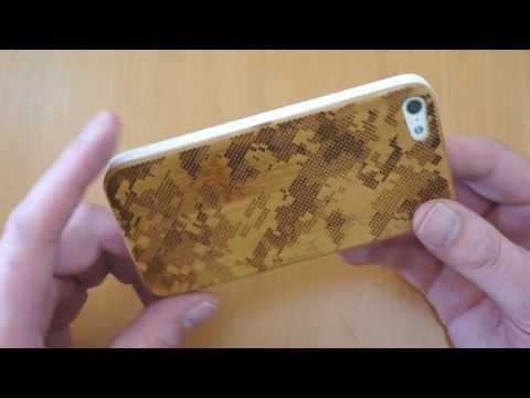 RedPanda Bamboo iPhone SE / 5S / 5 Case Review