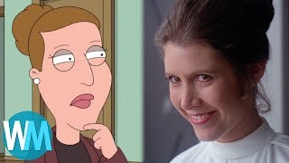 Top 10 Celebrities Who Appeared on Family Guy