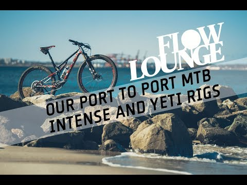 Check out our Intense Sniper XC and Yeti SB100 Port to Port MTB rockets! - Flow Mountain Bike