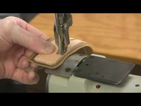 Leather sewing - Cowboy CB-4500