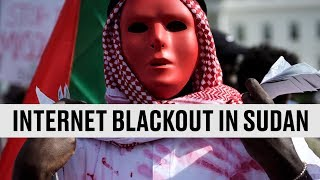 Sudan Massacre, Protests and Blackout