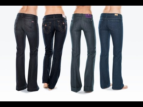 The Best Jeans For Every Body Type